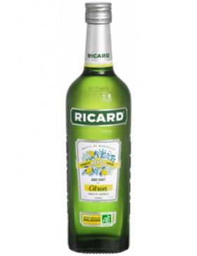 Ricard Bio Citron - Spiritueux Anisés