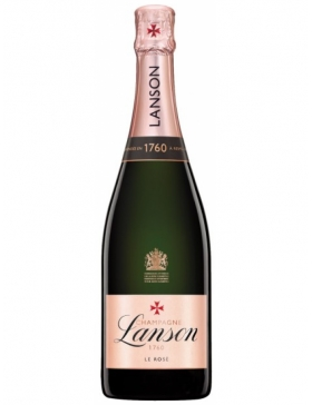 Lanson Rosé Label