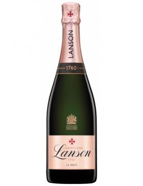 Lanson Rosé Label - Champagne AOC Lanson