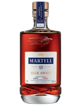 MARTELL Blue Swift - Spiritueux Cognac