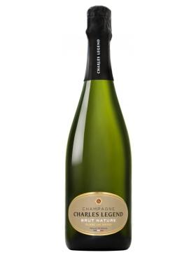 Charles Legend - Brut Nature Blanc de Noirs - Champagne AOC Charles Legend
