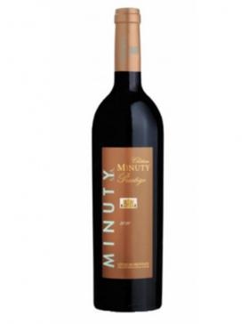 Château Minuty - Cuvée Prestige - Rouge - 2018 - Vin Côtes de Provence