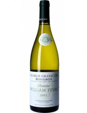 Domaine William Fèvre - Chablis Grand Cru Bougros Domaine - Blanc - 2016 - Vin Chablis