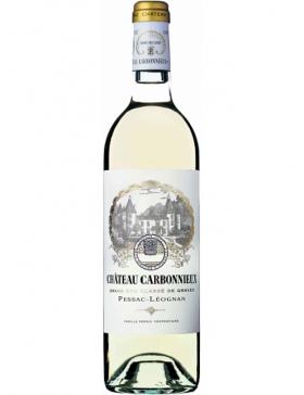 Château Carbonnieux - Blanc - 2019 - Vin Pessac-Léognan
