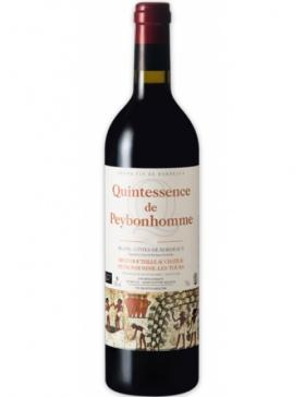 Quintessence De Peybonhomme - 2018 - Vin Blaye Côtes de Bordeaux