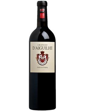 Château d'Aiguilhe - 2016 - Vin Côtes de Castillon