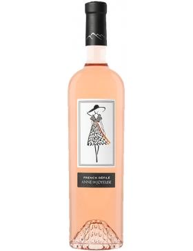 Anne De Joyeuse Rosé Premium French Défilé 2020 - Vin Pays d'Oc