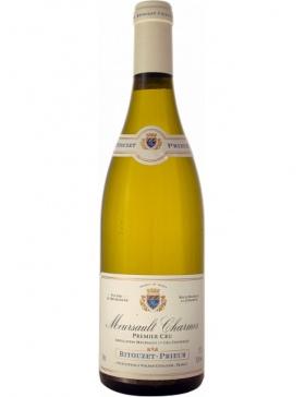 Domaine Bitouzet Prieur - Meursault Charmes 1er Cru - 2018 - Vin Côte de Beaune