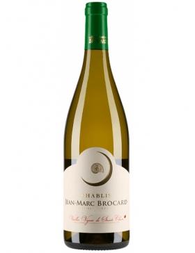 Domaine Brocard Chablis Les Vieilles Vignes - 2020 - Vin Chablis