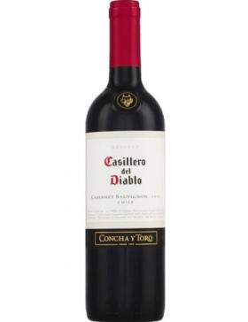 Casillero Del Diablo - Concha Y Toro - Cabernet Sauvignon - Rouge - 2019