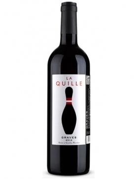 La Quille - Rouge - 2019