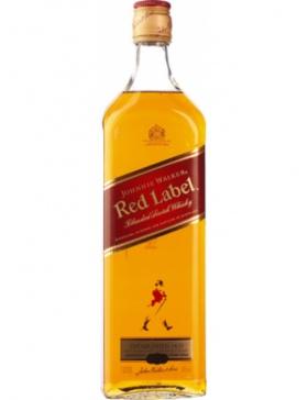 Johnnie Walker Red Label Scotch Whisky - Spiritueux Blended Whisky