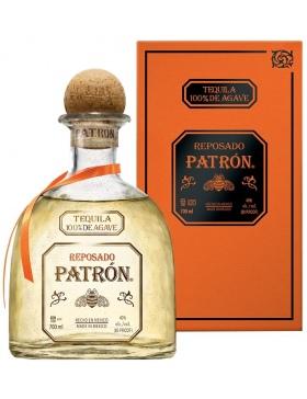 Patron Tequila Reposado - 1L - Spiritueux Tequila