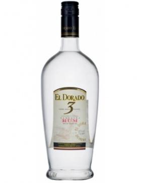 El Dorado 3 ans Rum - Spiritueux Amériques du Sud
