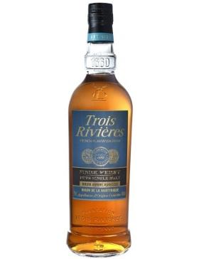 Trois Rivières Finish Whisky - Spiritueux Antilles