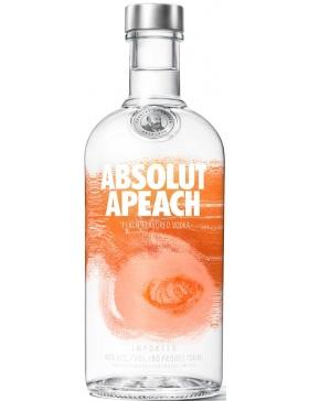 ABSOLUT APEACH - Spiritueux Vodka