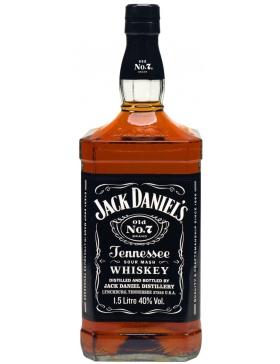 Jack Daniel's Old N°7 Tennessee Whiskey - Magnum - Spiritueux Bourbon Whiskey
