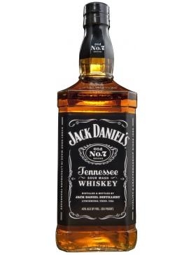 Jack Daniel's Old N°7 Tennessee Whiskey - 1L - Spiritueux Bourbon Whiskey