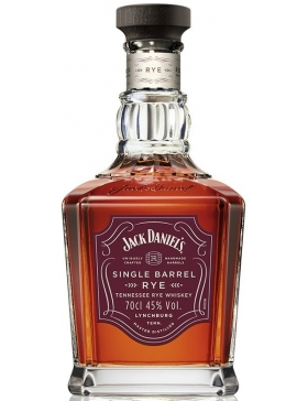 Jack Daniel's Single Barrel Rye - Spiritueux Whisky