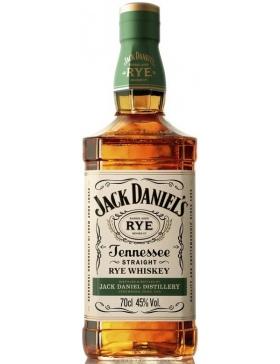 Jack Daniel's Rye Whiskey - Spiritueux Whisky
