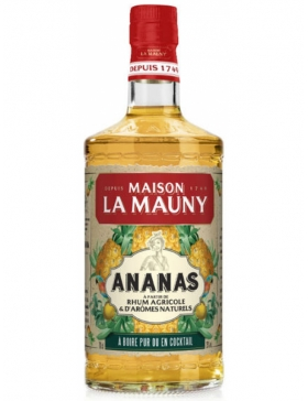 Maison la Mauny Ananas - Spiritueux Antilles