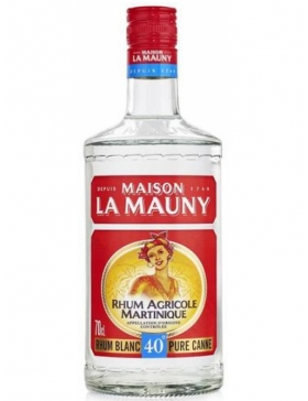 Maison la Mauny Rhum Blanc Agricole - Spiritueux Antilles