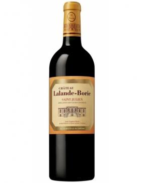 Château Lalande-Borie - Rouge - 2014 - Vin Saint-Julien