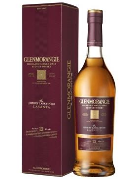 Glenmorangie The Lasanta 12 ans - Spiritueux Ecosse / Highlands