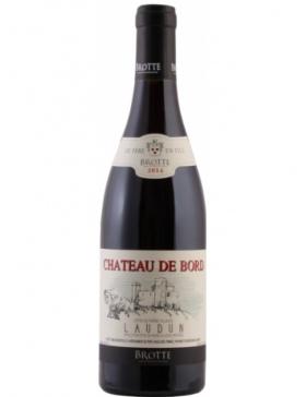 Maison Brotte - Laudun Château de Bord - Rouge - 2019 - Vin Côtes du Rhône