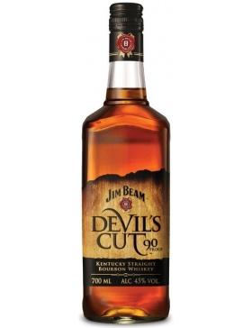 JIM BEAM Devil's Cut - Spiritueux Bourbon Whiskey