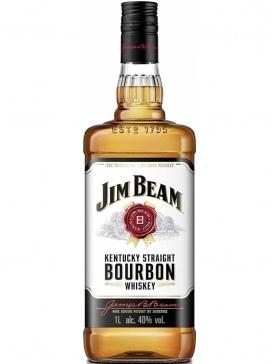 JIM BEAM White Label - 1L