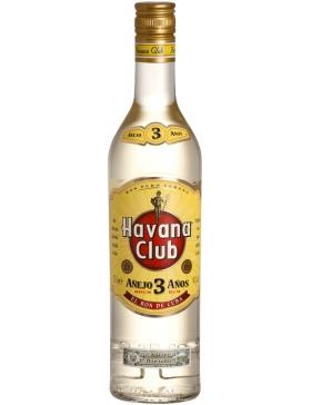 HAVANA CLUB Anejo 3 Ans Ron - Spiritueux Caraïbes