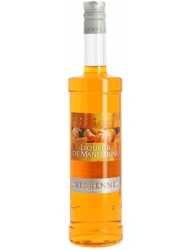 VEDRENNE Liqueur de Mandarine - Spiritueux Liqueurs