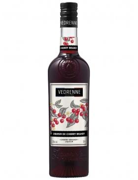 VEDRENNE Liqueur de Cherry Brandy - Spiritueux Liqueurs