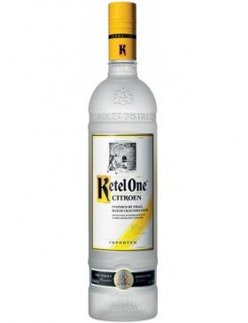 KETEL ONE Vodka Citroen - Spiritueux Vodka