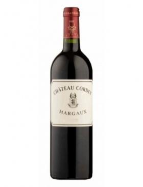 Château Cordet - Rouge - 2016 - Vin Margaux