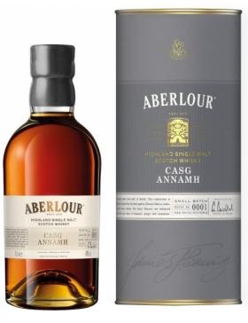 Aberlour Casg Annamh Highland Single Malt - Spiritueux Les Bonnes Affaires
