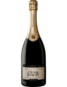 Champagnes de Prestige - Duval-Leroy Blanc de Blanc Millésimé 2006