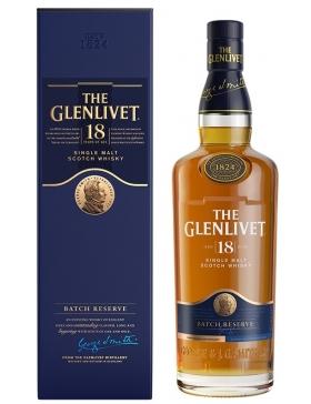 The Glenlivet 18 ans - 40%