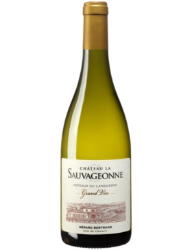 Gérard Bertrand - Chateau-la-Sauvageonne - Grand Vin - Blanc - 2019 - Vin Bonnes Affaires