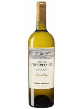 Gérard Bertrand - Château l'Hospitalet - Grand Vin - Blanc - 2019