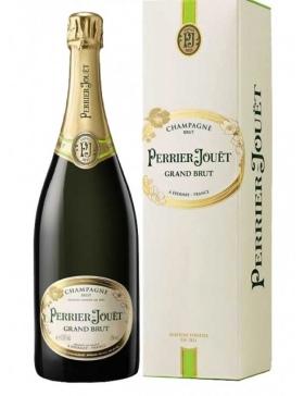 Perrier-Jouët Grand Brut Magnum Etui - Champagne AOC