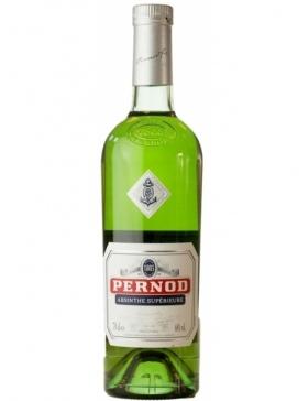 Absinthe Pernod 68% - Spiritueux Absinthes