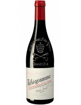 Domaine du Vieux Télégraphe - Télégramme - Rouge - 2019 - Vin Châteauneuf-du-Pape