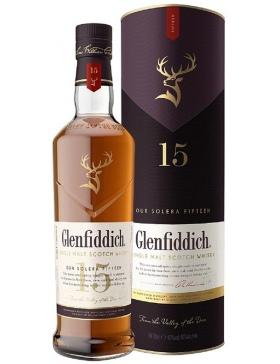 Glenfiddich 15 Ans Solera