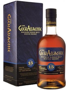 GlenAllachie 15 ans - Spiritueux Ecosse / Speyside