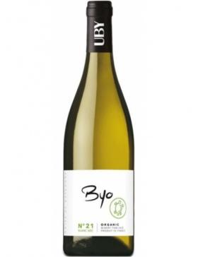 BYO by UBY N° 21 - 2020 - Vin Côtes de Gascogne