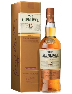 The Glenlivet 12 ans First Fill - Spiritueux Ecosse / Speyside