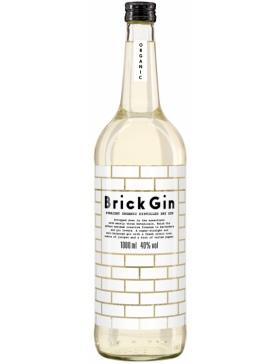 Brick Gin Bio - Spiritueux Gin