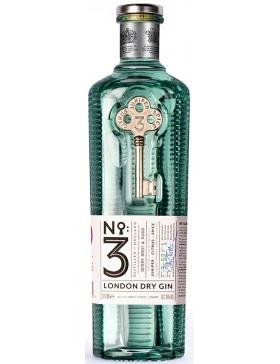 NO.3 London Dry Gin - Spiritueux Gin